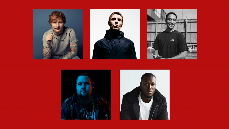 2018 British Male Solo Artist nominees
