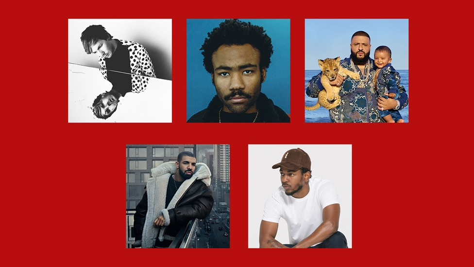 2018 BRIT Award International Male Nominees