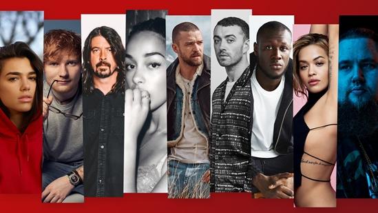 Watch The BRIT Awards 2018