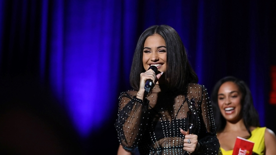 Mabel wins Female Solo Artist