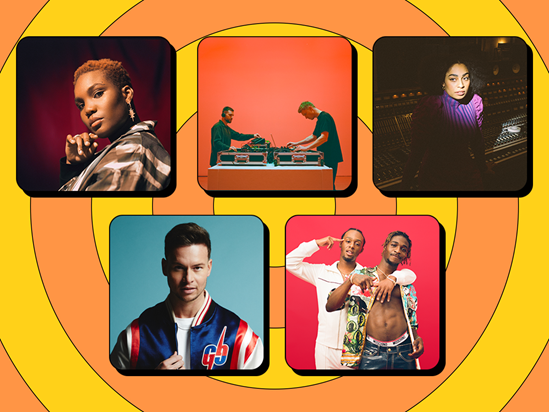 2021 Breakthrough Artist nominees announced!