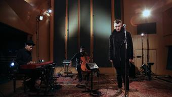 Sam Smith finishing 'Nirvana' at Abbey Road