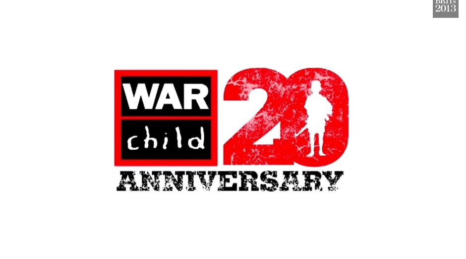 Special Recognition Award: War Child | BRITs 2013
