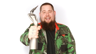 Rag'n'Bone Man Critics' Choice 2017