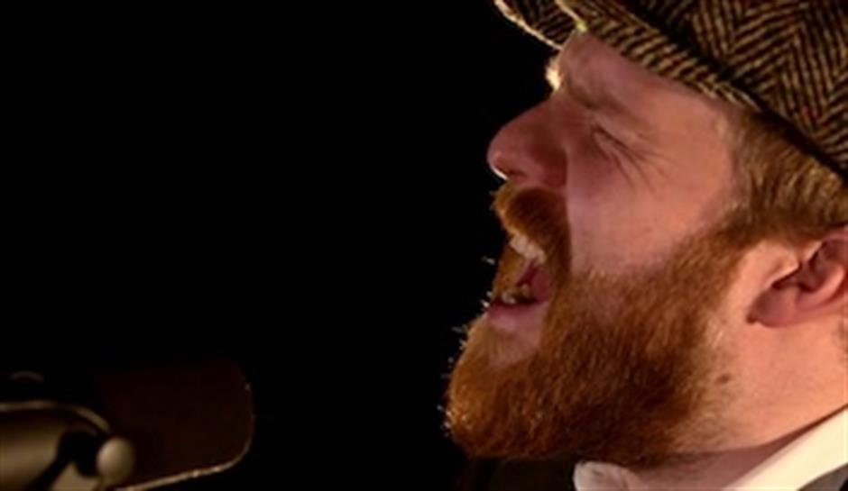 Alex Clare 'Too Close' - BRITs 2013 Sessions EXCLUSIVE