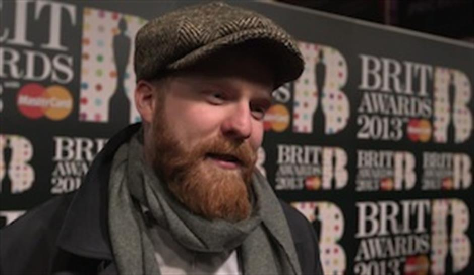 On the Red Carpet: Alex Clare