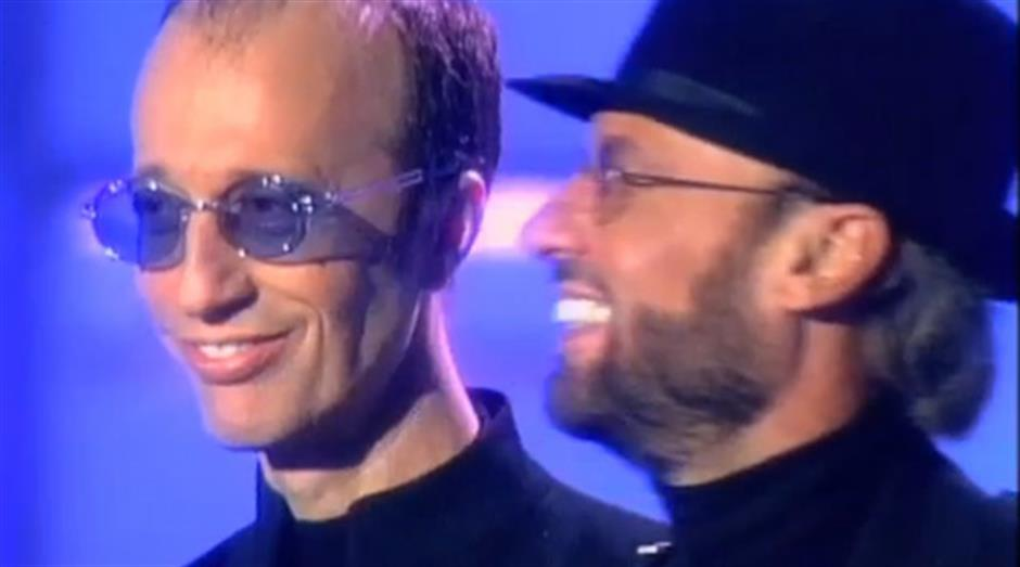 1997 - Outstanding Contribution - Bee Gees