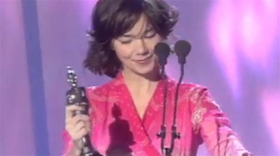 1998 - International Female - Bjork