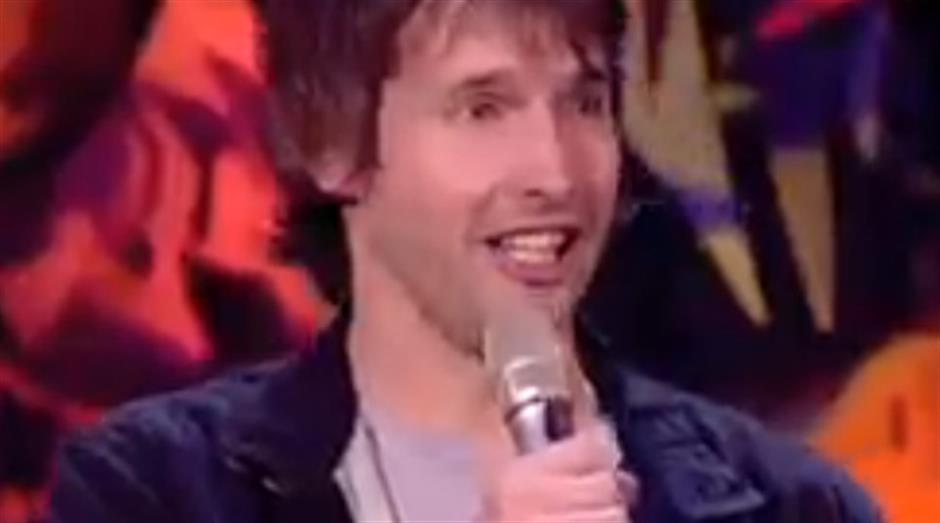 2006 - British Male - James Blunt