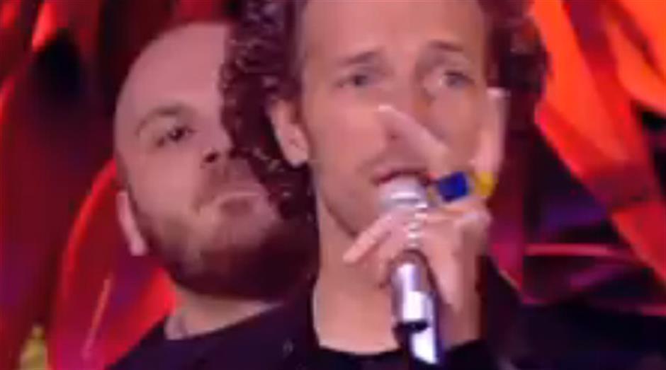 2006 - British Single - Coldplay
