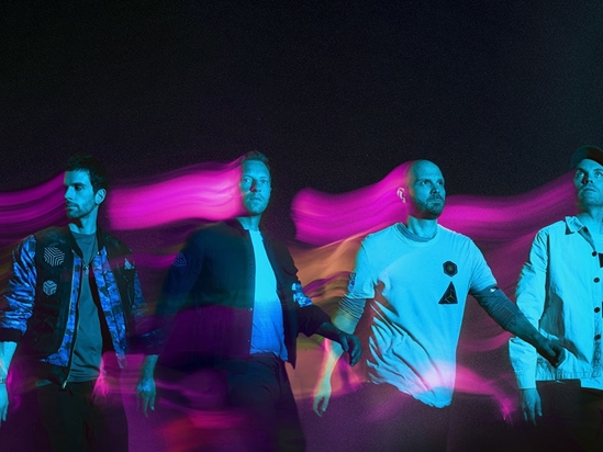 Coldplay added to the 2021 performer lineup!