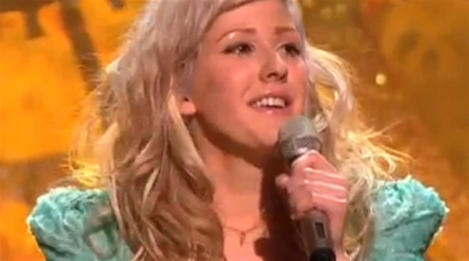2010 - Critics Choice - Ellie Goulding