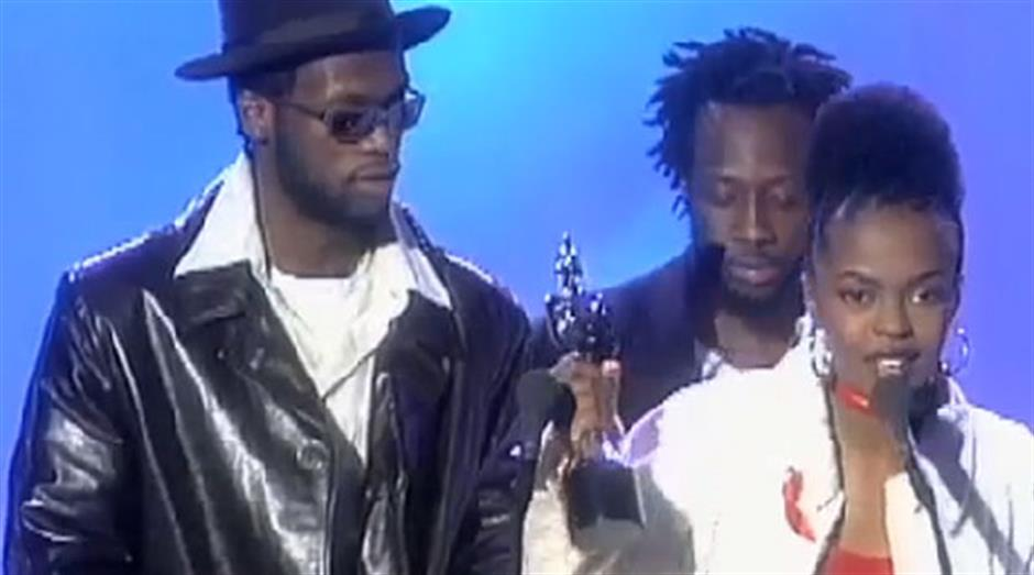 1997 - International Group - Fugees