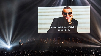 The BRITs 2017 pay tribute to George Michael