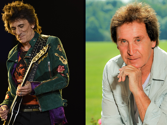 Ronnie Wood and Kenney Jones to join Sir Rod Stewart
