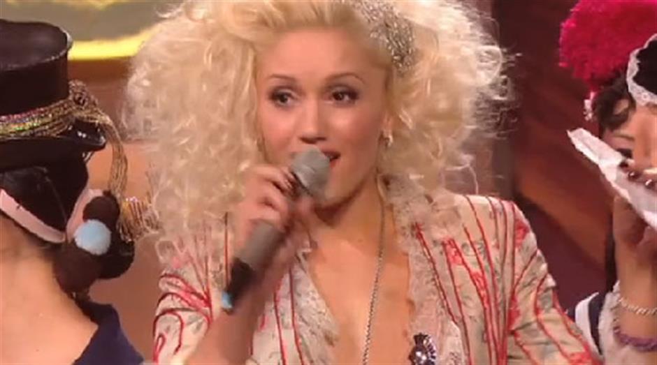 2005 - International Female - Gwen Stefani
