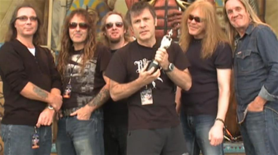 2009 - British Live Act - Iron Maiden