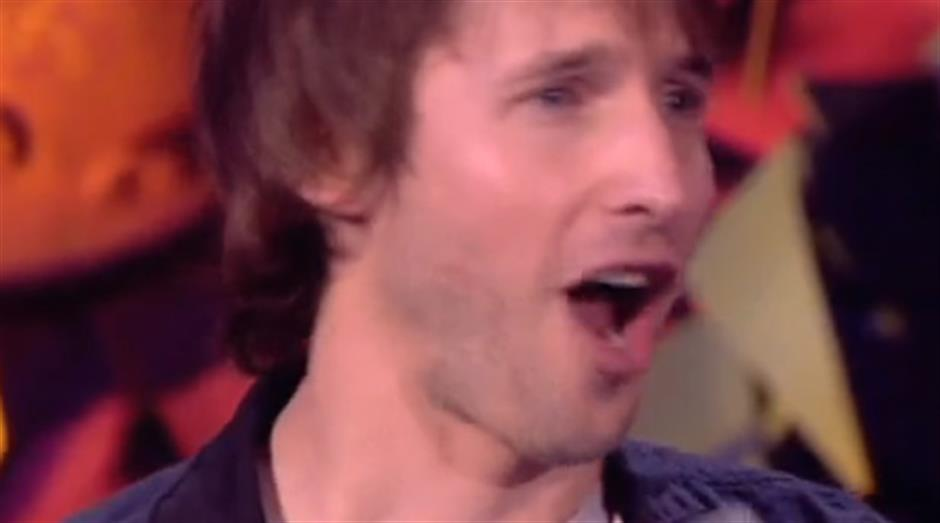 2006 - Pop Act - James Blunt