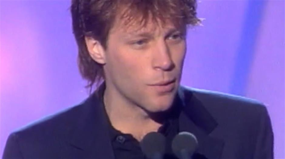 1998 - International Male - Jon Bon Jovi