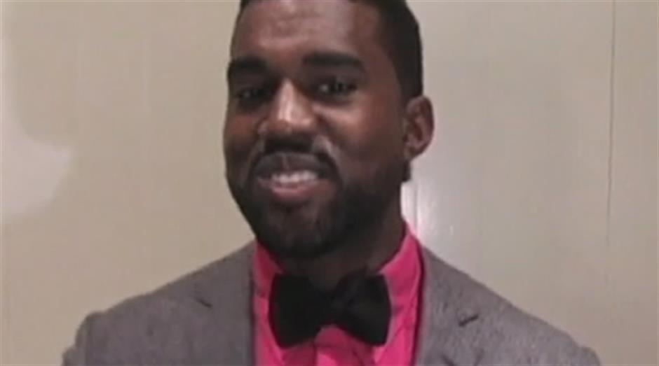2009 - International Male - Kanye West