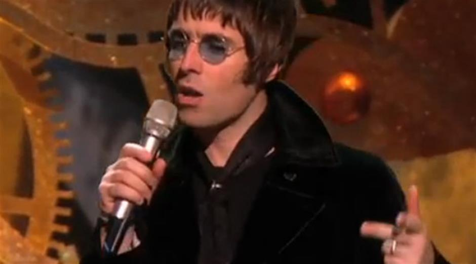 2010 - BRITs Album of 30 Years - Oasis