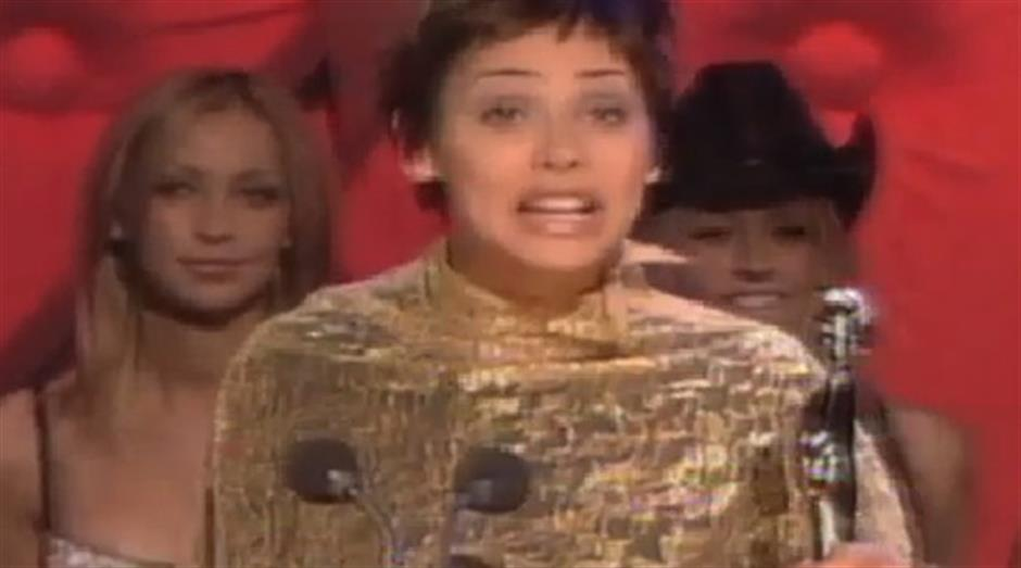 1999 - International Newcomer - Natalie Imbruglia