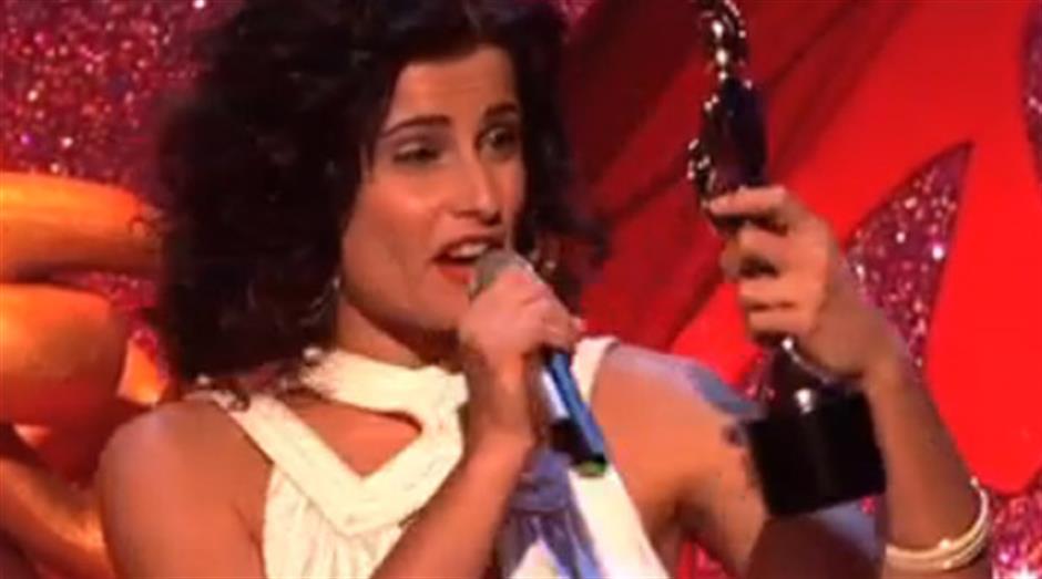 2007 - International Female - Nelly Furtado