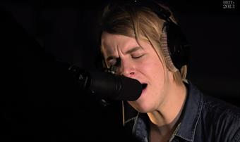 Tom Odell 'Another Love' - BRITs 2013 Session EXCLUSIVE