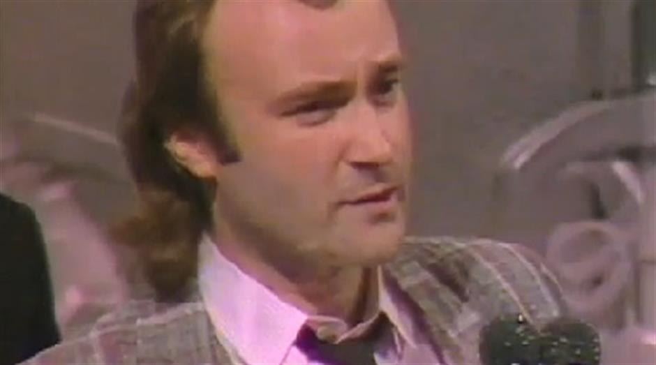 1986 - Best British Album - Phil Collins