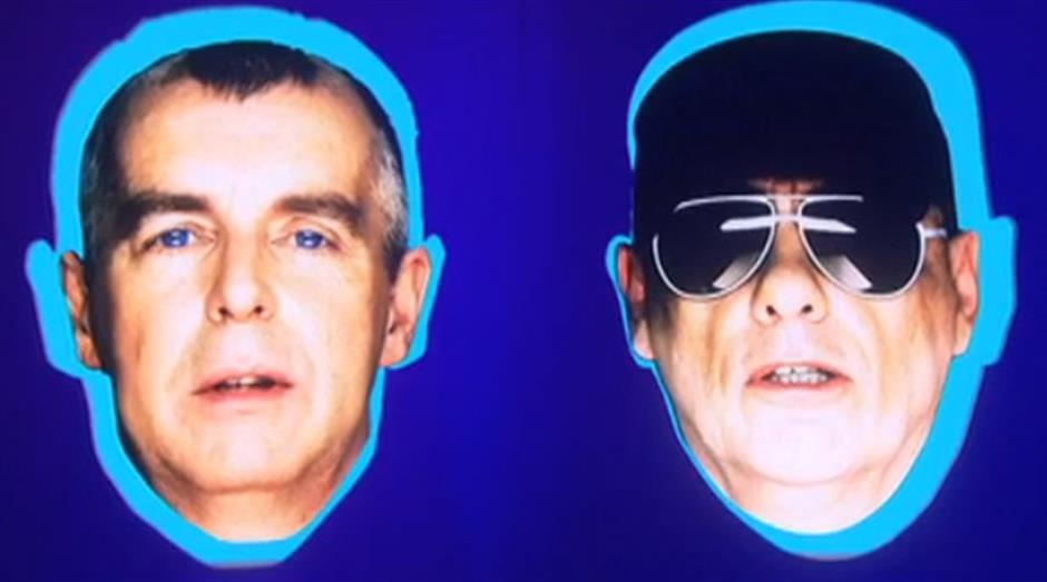 2009 - Outstanding Contribution - Pet Shop Boys
