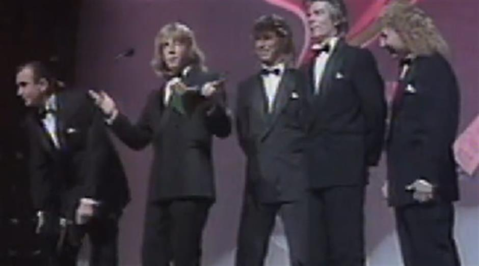 1991 - Outstanding Contribution to Music Award – Status Quo