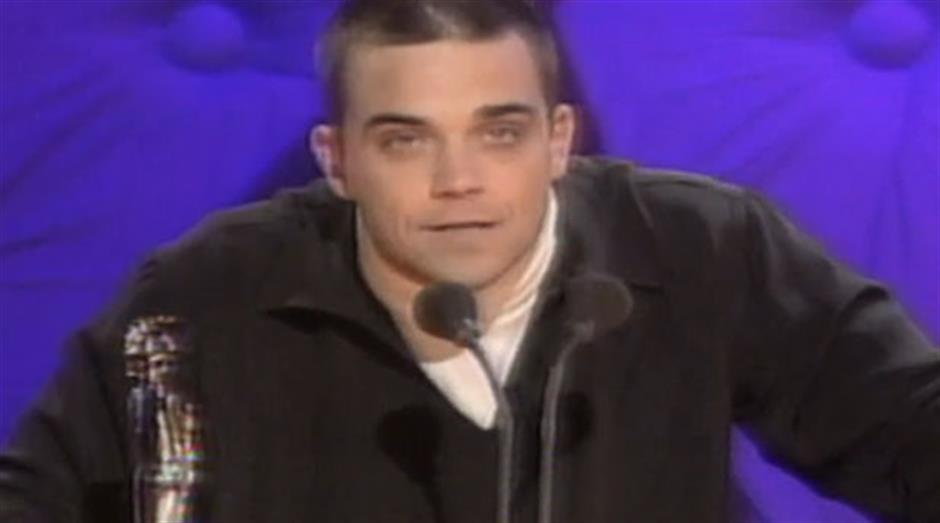 1999 - British Video - Robbie Williams