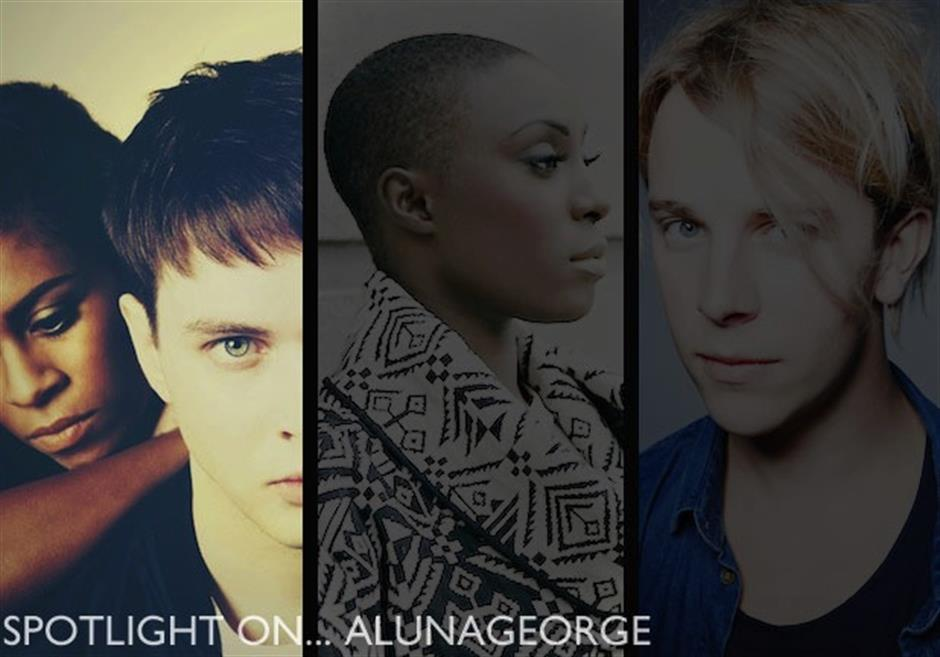 Spotlight on... AlunaGeorge
