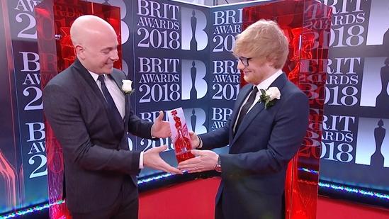 Steve Mac and Ed Sheeran