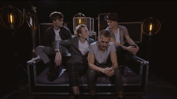 The Vamps - Up Close and Personal