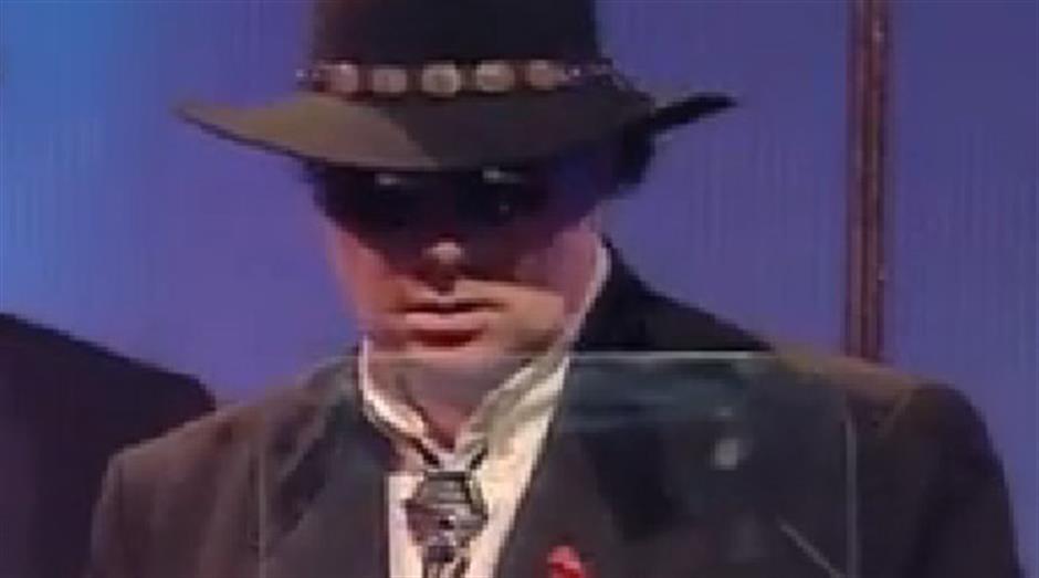 1994 - Outstanding Contribution - Van Morrison