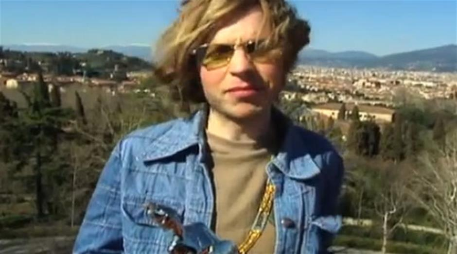 2000 - Best International Male - Beck
