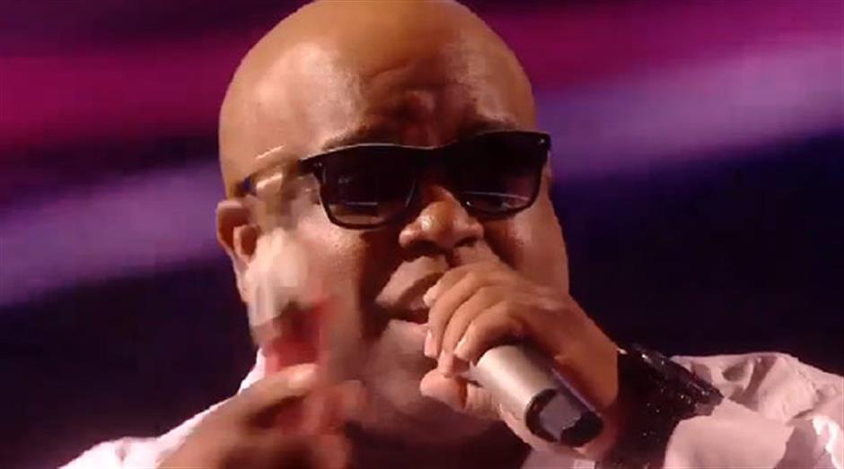 2011 - International Male Solo Artist: Cee Lo Green