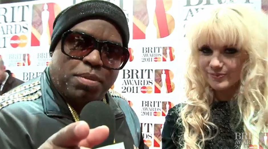 2011 - Red Carpet Interview: Cee Lo Green