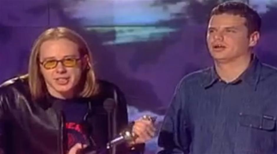 2000 - Best British Dance Act - Chemical Brothers