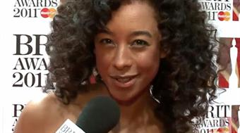2011 - Red Carpet interview: Corinne Bailey Rae