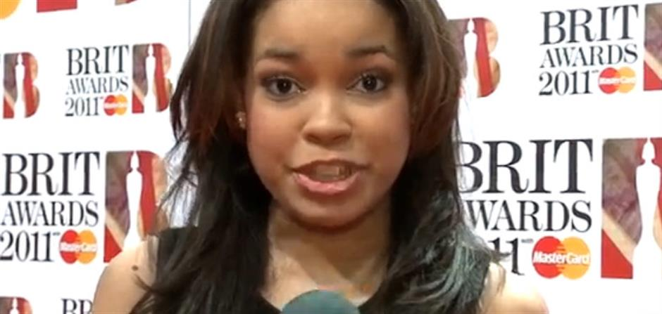 2011 - Red Carpet Interview: Dionne Brumfield