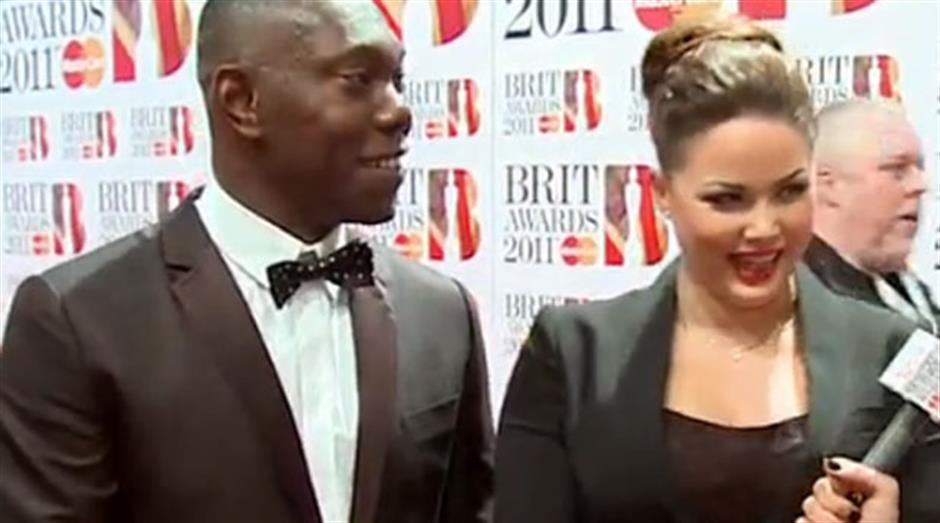 2011 - Red Carpet Interview: Dizzee Rascal & Pepper