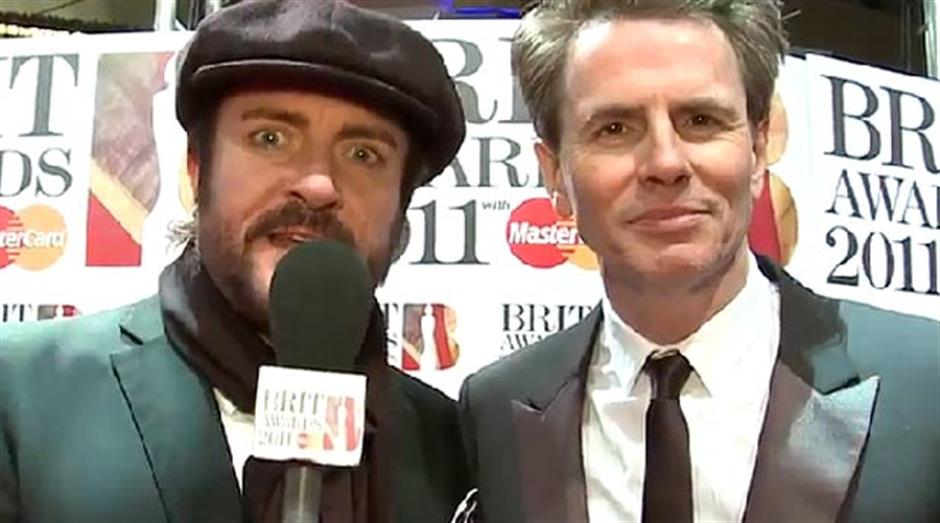 2011 - Goldierocks interviews Simon Le Bon & john Taylor on the Red Carpet
