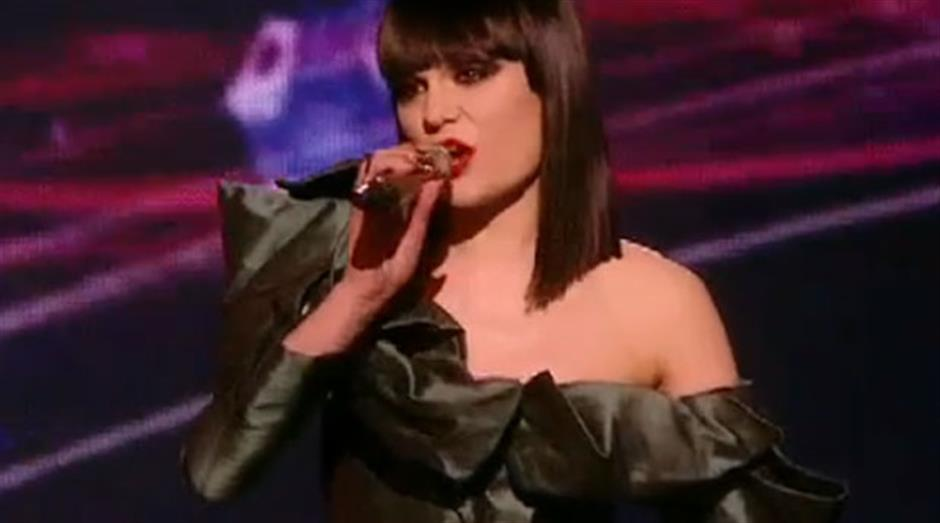 2011 - Critics' Choice: Jessie J