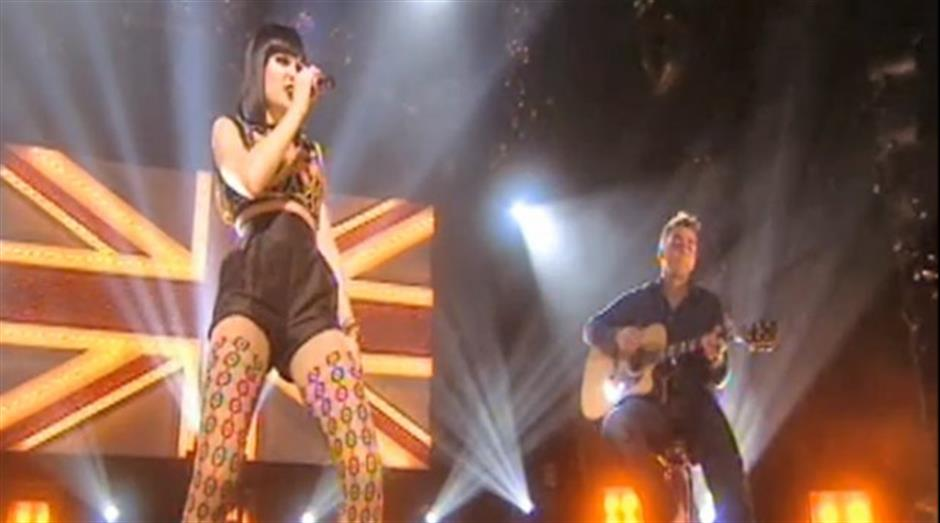 2011 - Jessie J 'Do It Like A Dude' (live)
