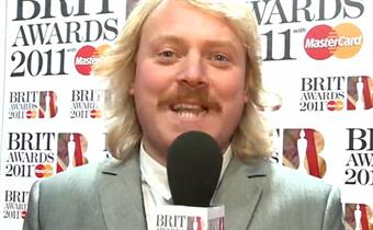 2011 - Red Carpet interview: Keith Lemon