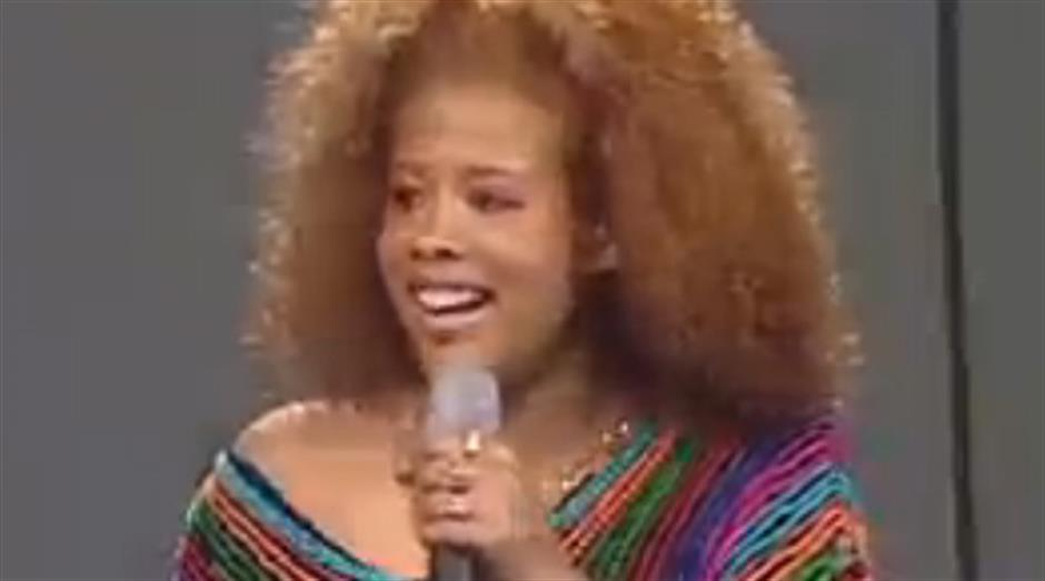2001 - Best International Newcomer - Kelis
