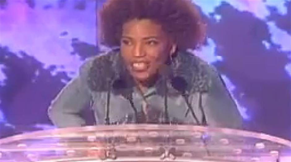 2000 - Best International Newcomer - Macy Gray
