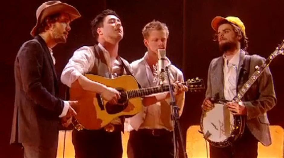 2011 - Performance: Mumford & Sons